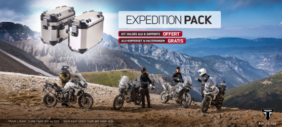 TRIUMPH ADVENTURE OFFER